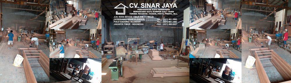 CV. SINAR JAYA